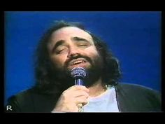 Demis Roussos & Gilbert Becaud-Let It Be Me(Live)
