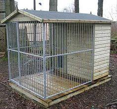 dog kennel dog run tate fencing