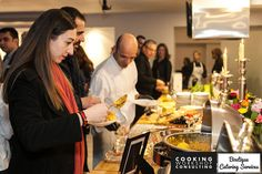 H Boutique Catering Services by Cooking Workshop Consulting, είναι μία δημιουργική εταιρία catering με εξειδικευμένο προσωπικό και πείρα ετών στην εστίαση.