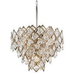 Corbett | Tiara | Come by our Charleston, SC area lighting showroom and let us inspire you!