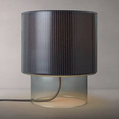Buy John Lewis Paloma Glass Table Lamp Online at johnlewis.com £45