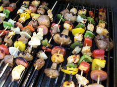 Easy Company Shish Kabob Dinner Recipe - Food.com - 59122