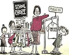 Upper Room Christian School: Parents Rally and Vote for School Choice! Private School, Public School, Betsy Devos, School Choice, Teachers Corner, Christian School, Child Life, Teacher Appreciation Gifts, Supreme Court