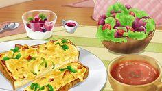 food wars food anime - Google Search