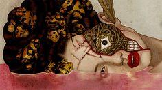 A Korean Illustrator's Existentially Damaged Illustrations - Creators