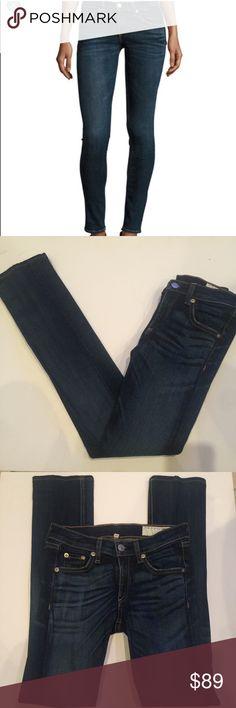 Rag & Bone jeans Rag & Bone size 24 skinny jeans. In EUC. rag & bone Jeans Skinny