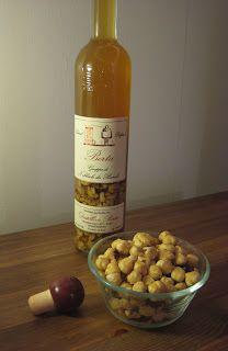 Paul's Recipe Page: Homemade Hazelnut Extract