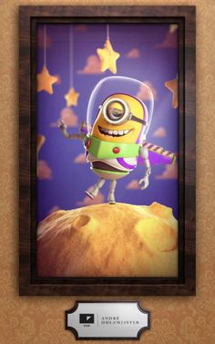 Minions from Despicable Me are at it again with these super fun minion cosplay. Here are Minions cosplaying various movie characters like you've never seen. Minions Love, My Minion, Minion Toy, Minion Stuff, Minions Minions, Buzz Lightyear, Manga Illustration, Illustrations, Minion Dress Up