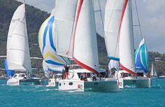 Sail World - The world's largest sailing news network; sail and sailing, cruising, boating news Marine Products, Sail World, Hello June, Today Images, Hamilton Island, Sealing Wax, Sailing Yachts, Worlds Largest, Caribbean