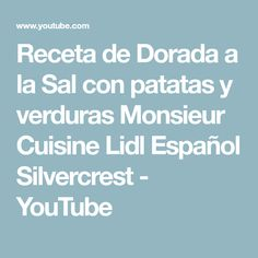 Youtube, El Dorado, Food Processor, Meals, Potatoes, Hacks, Recipes, Youtubers