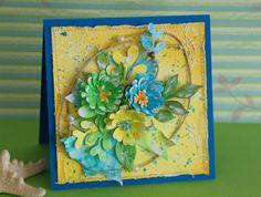 Elli& handmade world World, Cards, Handmade, Painting, Hand Made, Painting Art, Paintings, The World, Maps