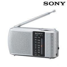 Miniradio de Poche Sony ICF8