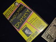Manipulating Your Dummy Ventriloquists Steve Taylor VHS Tape Vintage