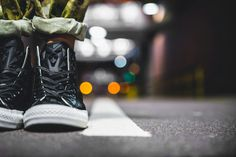 """A Closer Look at the Converse 2015 Chuck Taylor All Star Premium """"Year of the Goat"""""""