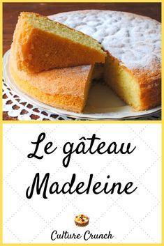 Flourless Chocolate Cakes, Chocolate Banana Bread, Chocolate Biscuits, Chocolate Hazelnut, Lemon Recipes, Chef Recipes, Baking Recipes, Madeleine Recipe, Cake Factory