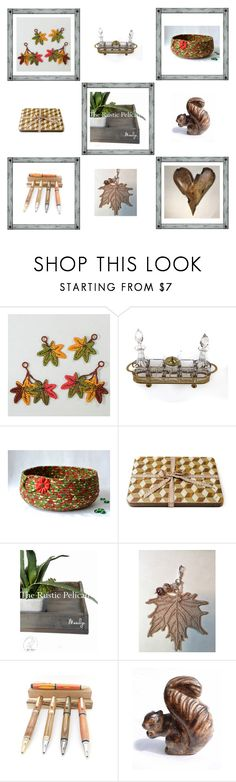 """Gift ideas!"" by keepsakedesignbycmm ❤ liked on Polyvore featuring interior, interiors, interior design, home, home decor, interior decorating, etsy, accessories and decor"
