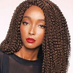 Hair Campaign for sensationnel #makeup #bobbibrown #smashboxcosmetics #lauramercier #hourglasscosmetics #narsissist #tomfordbeauty #tomfordredlips #glowskin #bronze