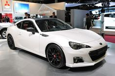 Subaru BRZ XT Line Concept...I hope they put this into production! The only real gripe people seem to have about the BRZ(other than power which is easily solved via aftermarket) is the interior, and the interior is beautiful on this!