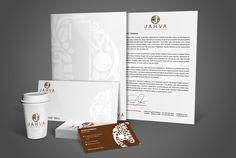 JAHVA Logo Design by TAVEN NEMBHARD, via Behance