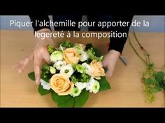 DIY - Tutoriel Centre de Table pour Mariage - Carrément Fleurs - YouTube