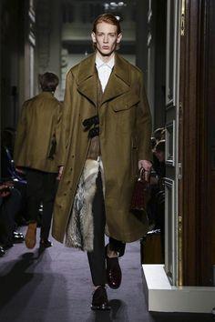 Valentino Menswear Fall Winter 2016 Paris