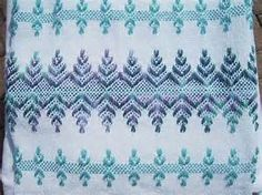 Swedish Weaving Patterns For Monks Cloth Wholesale - Yahoo Image Search Results Embroidery Patterns Free, Beaded Embroidery, Cross Stitch Embroidery, Cross Stitch Patterns, Embroidery Designs, Embroidery Fashion, Perler Beads, Free Swedish Weaving Patterns, Swedish Embroidery