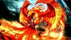 myvisionbydominique: Phoenix by Genzoman in DeviantART. Phoenix Dragon, Phoenix Bird, Diabolik Lovers, Phoenix Legend, Phoenix Painting, Mosaic Kits, Mystical Animals, Sewing Machine Embroidery, Phoenix Rising