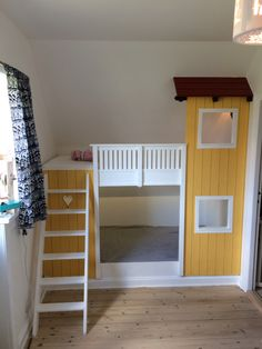 Kid Beds, Bunk Beds, Kura Ikea, Room Setup, Diy Projects To Try, Room Inspiration, Kids Room, Layout, Gaia