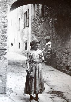 Italy, early 20th c.