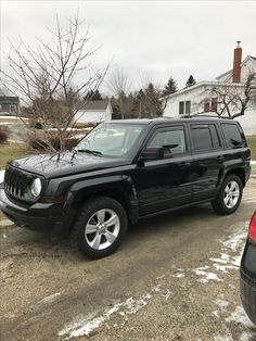 2011 Jeep Patriot 225/65/17 BFG Ko2 spacers and lift coming soon