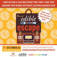 10.20 Edible Escape | LES $$ Tickets