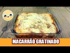 Nessa receita fiz um almoço rápido de macarrão gratinado Super Fácil de faze… – #almoço #fácil #faze #Fiz #Gratinado #Macarrão #nessa #Rápido #receita #super