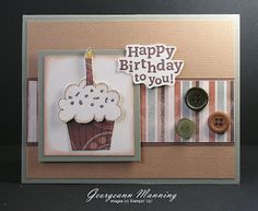 Stampin' Everything!: A Piece of Cake