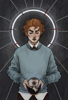 "The Merchling  My dear cinnamon roll Wylan Van Eck, too sweet for this world  "" I told you, I like your stupid face ""  Wylan belongs to Leigh Bardugo"
