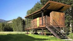 Single Container Home #ShippingContainerHomes