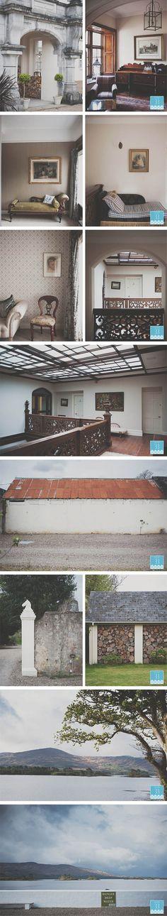 Locations for #Dromquinna Manor Kenmare Co. Kerry