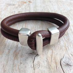 Wikkelarmband van Label160 #label160 #handmade #jewels #jewelry #sieraden…