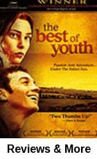 In Italian, running just over six hours, this film focuses on the lives of two brothers, Nicola and Matteo Carati. Major political, social, and historical events in Italy are covered from the mid-1960s through the early 2000s. A tour de force!