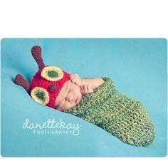 Hungry caterpillar photo prop