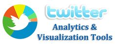 10 Awesome Analytics and Visualization Tools- Social Media Analytics, Social Media Tips, Social Media Marketing, Marketing And Advertising, Social Networks, Content Marketing, Skill Tools, Visualization Tools, About Twitter