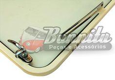 Kit de janelas e vidros Safari Windows para VW Kombi até 1975 - Bunnitu Peças e Acessórios