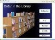 Stage 1 Library Skills games and activities by grade level Library Games, Library Skills, Library Science, Library Activities, Library Lessons, Library Books, Library Ideas, Online Library, Library Inspiration