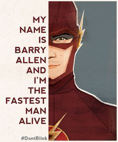 The Flash.