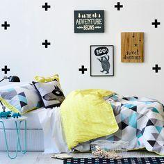 Adairs Kids Boys Lone Bandit - Bedroom Quilt Covers & Coverlets - Adairs Kids online