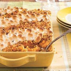 Make-Ahead Thanksgiving Recipes: Classic Sweet Potato Casserole
