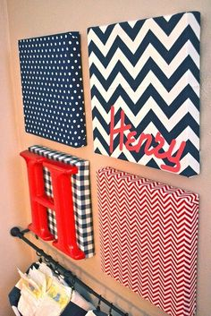 So cute and a unique twist to putting a name on the wall! Very versatile room accessory.