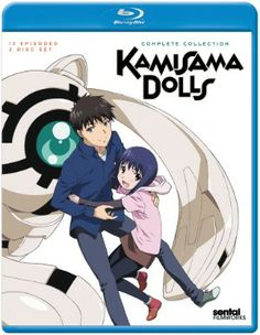 Kamisama Dolls Blu-ray Complete Collection (Hyb)