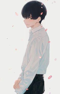 Manga Boy, Manga Anime, Anime Art, Hot Anime Boy, Cute Anime Guys, Anime Boys, Fanarts Anime, Anime Characters, Anime Boy Zeichnung