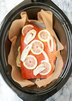 How To Cook Salmon in the Slow Cooker | Kitchn