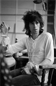 Keith Richards | From a unique collection of black and white photography at https://www.1stdibs.com/art/photography/black-white-photography/